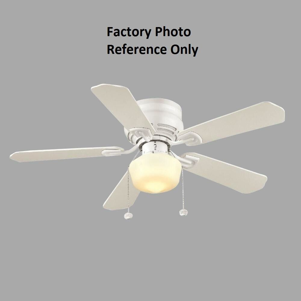Middleton 42 in. Indoor Ashen Ceiling Fan Replacement Parts