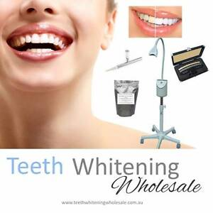 Teeth Whitening Business for Salon or Mobile  - Training Provided Melbourne CBD Melbourne City Preview