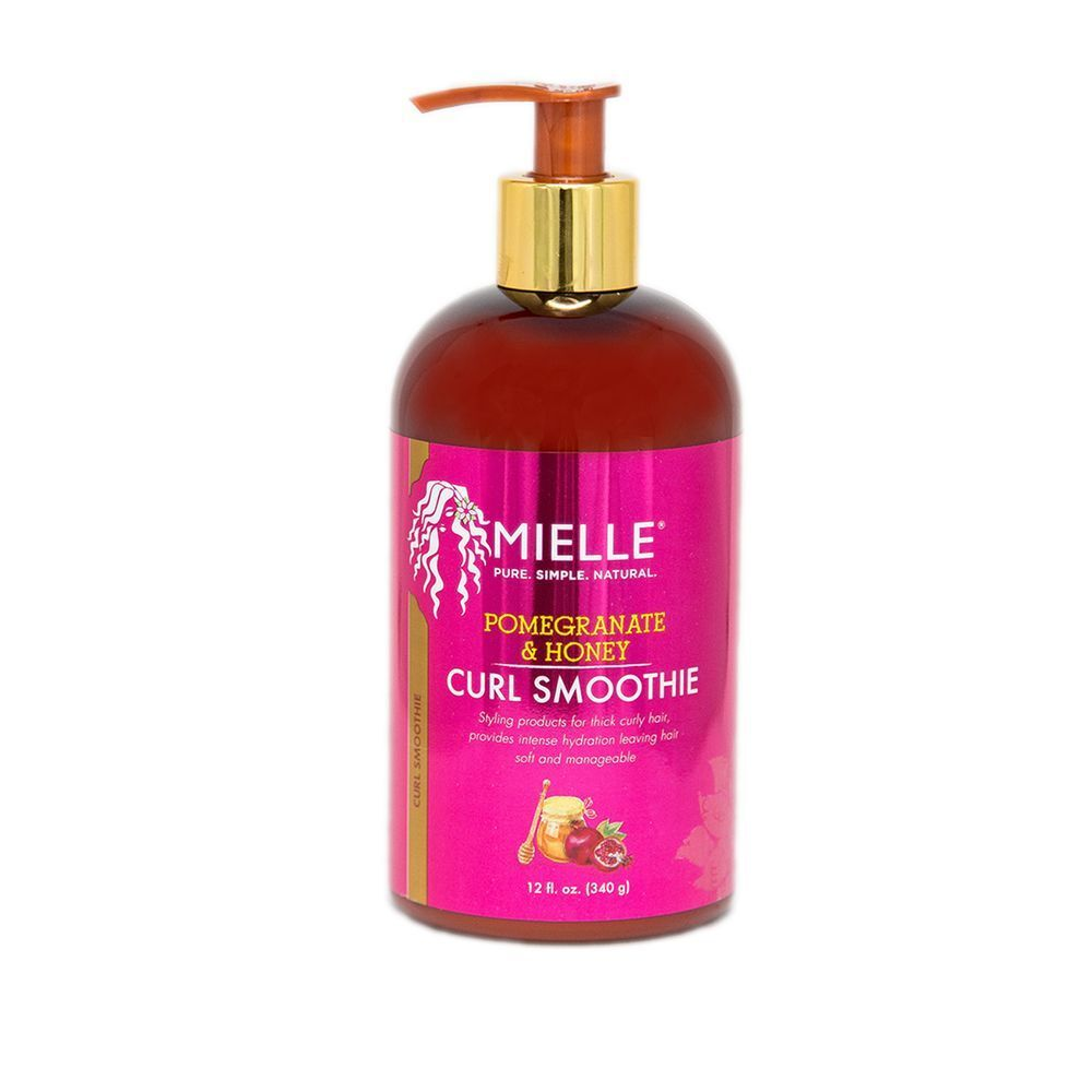 Mielle Pomegranate & Honey Curl Smoothie Styling Products Th