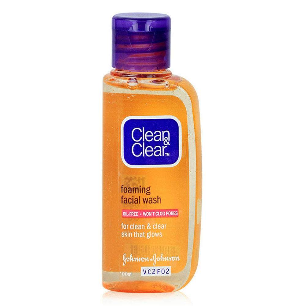 Clean and clear facial wash — img 4