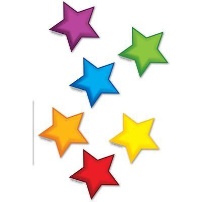 Colorful Stars Mini Accents Edupress EP-2663
