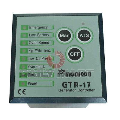 Generator Controller Auto Start Stop Function Gtr-17 Dc 8-36v Brand New In Box