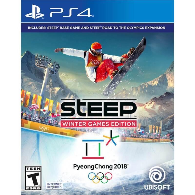 Steep Winter Games Edition PlayStation 4 UBP30522133
