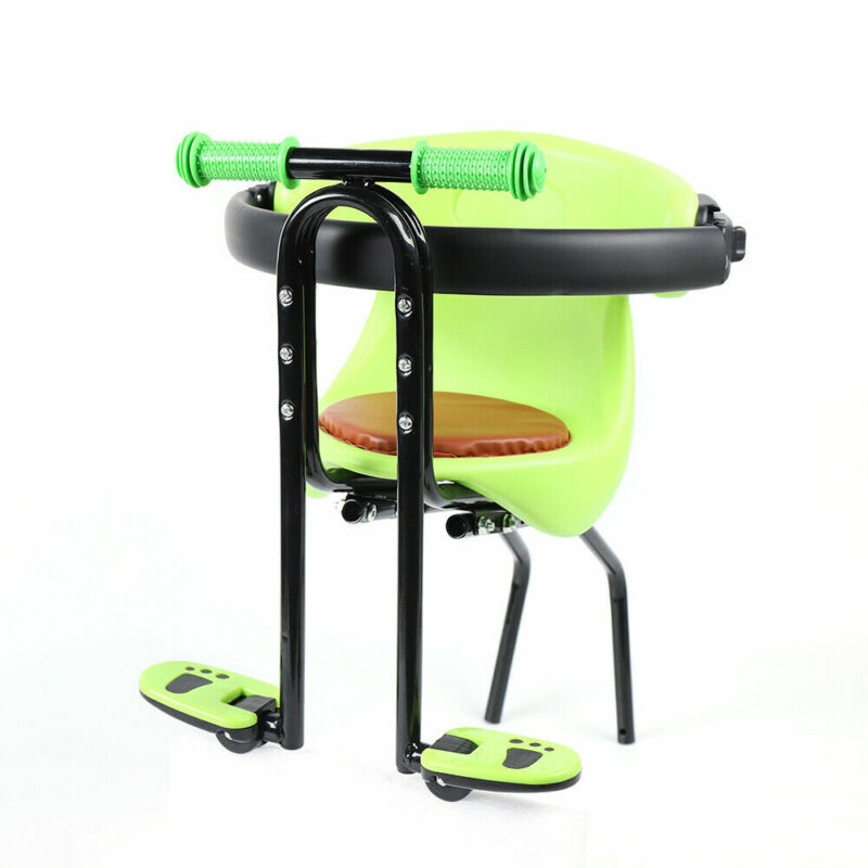Kids Baby Child Front Bicycle Seat Bike Safety Security Chair Carrier Saddle USA