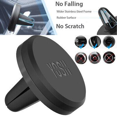 YOSH 360° In Car Mobile Phone Holder Air Vent Magnet Mount Cradle iPhone Samsung