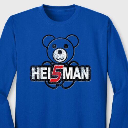 Teddy Bridgewater Heisman bear T-shirt Louisville funny Long Sleeve Tee
