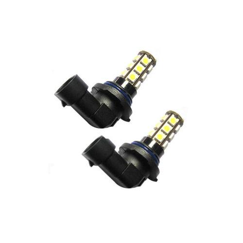 Hb3 High/Main Beam Led 6000K 6K White 18Smd 5050 Car Headlight Xenon Bulbs Id4