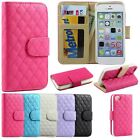 Synthetic Leather Case/Cover for iPhone 5c