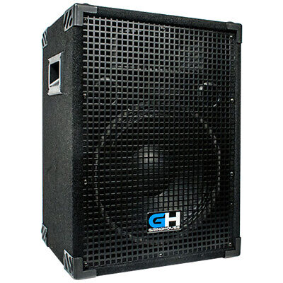 "Grindhouse Speakers 12"" PA/DJ Loudspeaker Cabinet 700 Watts Peak"