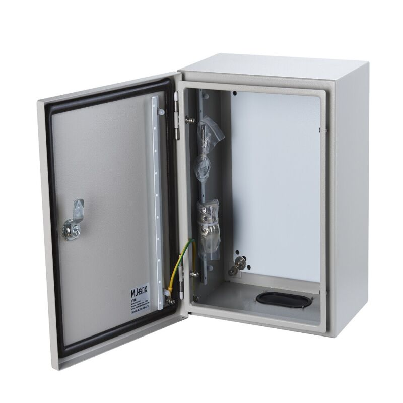 20 x 16 x 8 In Carbon Steel Wall Mount Enclosure IP66