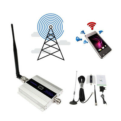 Mobile Cell Phone Signal Repeater Booster Amplifier Cellular Repeater Device
