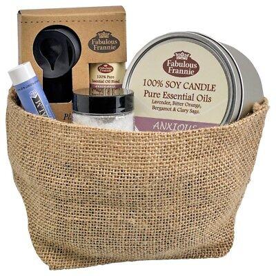 Gift Basket Supplies (Anxious Gift Basket)