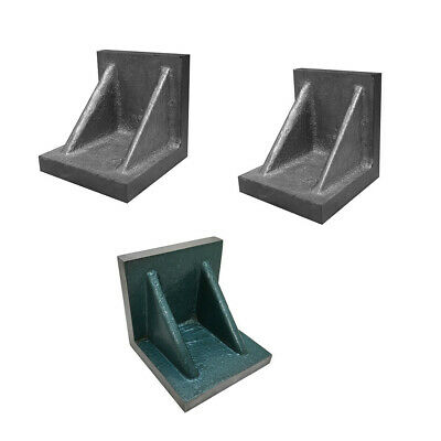 Webbed End 3x3x3 4x4x4 5x5x5 Ground Angle Plate High Tensile Cast Iron