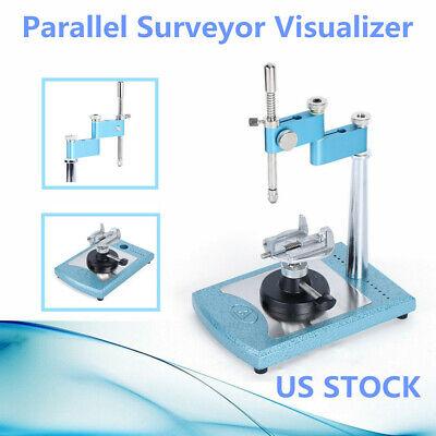Dental Lab Parallel Surveyor Visualizer Handpiece Spindle Observation Holder