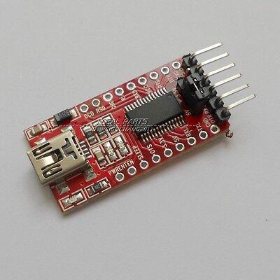 FT232RL 3.3V 5.5V FTDI USB to TTL Serial Adapter Module f Arduino Mini Port N137