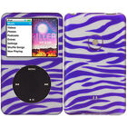 Zebra Audio Player Cases, Covers & Skins for iPod Classic