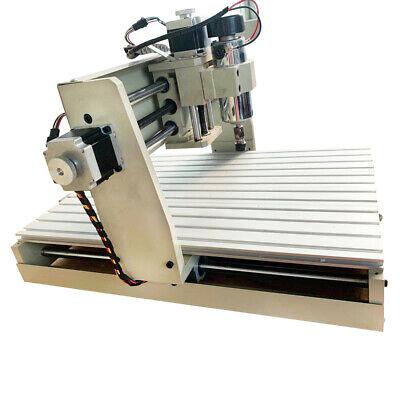 400W 4Ejes 3040 CNC ROUTER Máquina de Grabado Fresadora Taladro Engraver Machine