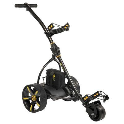 2019 Bat Caddy X3 Classic Electric Motorized Manual Control Golf Cart Trolley - Golf Caddy