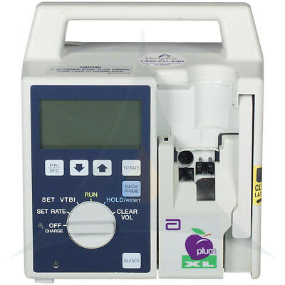 Hospira Plum Xl Iv Pump 90 Day Warrantyreturn Free Shipping