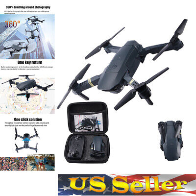 720P Mini Drone Selfie WIFI FPV HD Camera Foldable Arm RC Quadcopter Toy Dignity