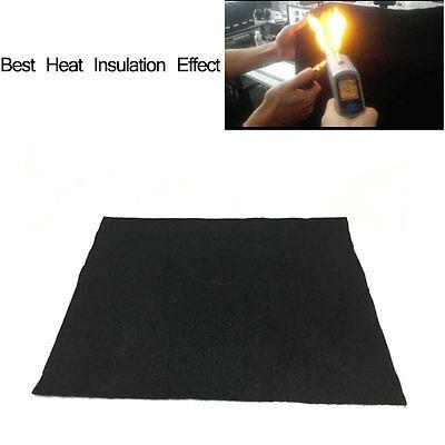 Carbon Fiber Welding Blanket Torch Shield Plumbing Home Garden Thickness 3mm