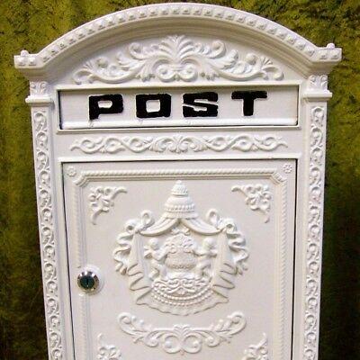 Briefkasten Englisch Test Vergleich Briefkasten Englisch Günstig
