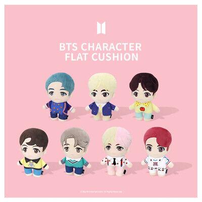 BTS Figure Goods POP-UP Flat Cushion Jung Kook Official Merchandise KPOP Doll
