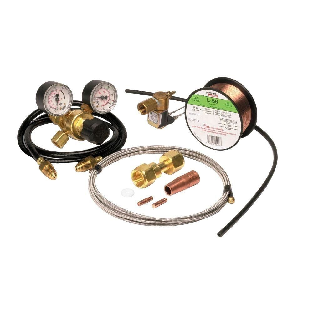 Lincoln Electric Weld-Pak 100 Wire Feed Welder MIG Conversion Kit ...