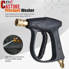 High Pressure Snow Foam Washer Jet Car Wash Lance Cannon Spray 3000 PSI