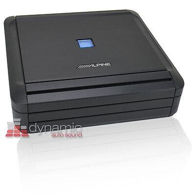ALPINE MRV-M500 Car Audio Monoblock MRV Compact Amplifier 500W Sub Amp New