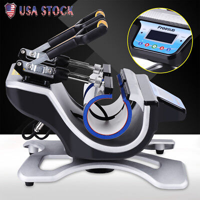 Digital Heat Press Transfer St-210 Sublimation Machine Dual For Cup Coffee Mug