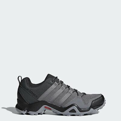 NEW Men's Adidas Terrex AX2R Outdoor Shoes Carbon / Grey Four Size 11 M
