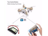cheerson cx-10w wifi with camera FPV mini drone