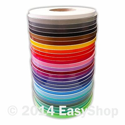 Solid 3mm 50m Roll,Sticky Self Adhesive Pin Stripe Vinyl Decal Tape,Car Styling