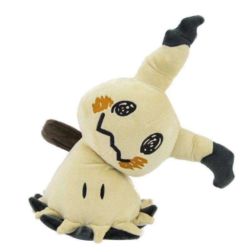 Official Pokemon Zeraora Plush Doll Poke Toy Sun Moon 2018 TAKARA TOMY Gift