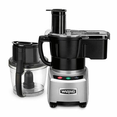 Waring Wfp16scd 1 Speed Batchbowl Food Processor W 4 Qt Bowl 120v
