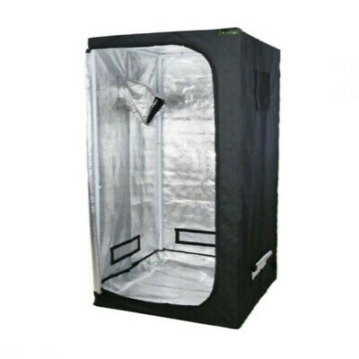 Hydrolab Hobby Grow Tent 60x60x140cm. Strong Metal Poles & Corners.