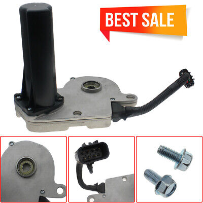 Transfer Case Shift Motor Encoder 4WD fits Chevrolet GMC SUV with RPO Code NP8