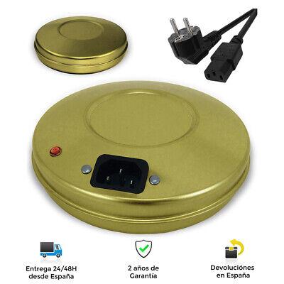 Calientacamas termo calentador eléctrico - Termostato de seguridad, bronce
