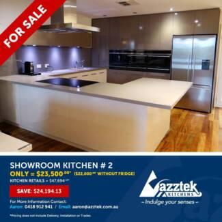 Display Kitchen #2 For Sale - Premium Condition