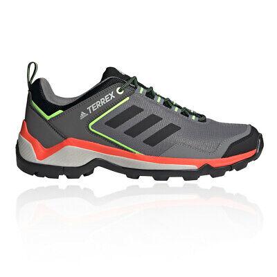 adidas Mens Terrex Eastrail Walking Shoes - Grey Sports Outdoors Waterproof