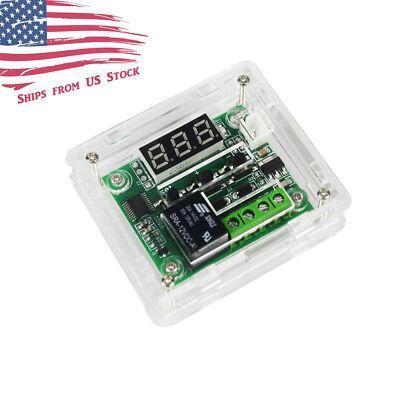 W1209 12v -50-110c Digital Thermostat Temperature Control Switch Sensor Case