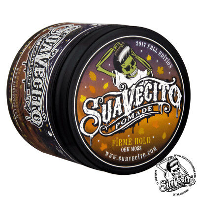 Suavecito Fall Pomade Firme (Strong) Hold 4 oz