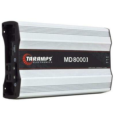 Taramps MD8000.1  8000 watts RMS 2 ohms Car Amplifier  comprar usado  Enviando para Brazil