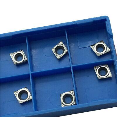 For Aluminum Ccgt060204-ak H01 Ccgt 21.51 Carbide Inserts Cutter Blade Ccmt0602