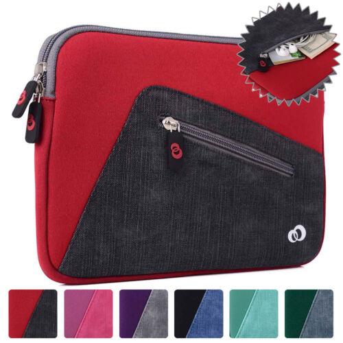 Universal 9 - 10 Inch Neoprene Tablet Sleeve Bag Case Cover