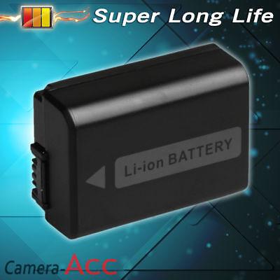 Sony NP-FW50 Battery NEX-5 NEX-5N NEX-5D NEX-3 NEX-C3 A55 A33 A35 NEX7 NEX-7