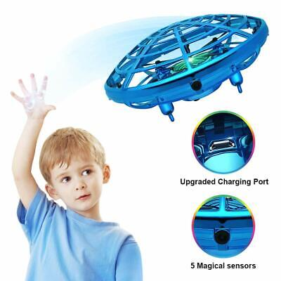 Hand Operated Drone for Kids, Hand Scoot Drone, Flying Ball Drone, with 5 Upgrad