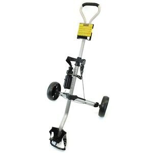 Falcon Cart Caddie 2-wheel Push-Pull Golf Cart