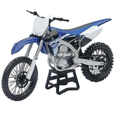 NEW New-Ray Toys 1/12 Yamaha YZ450 57703